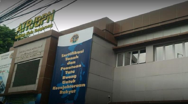 BPN Kota Tangerang