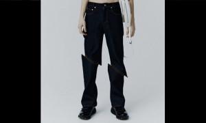 'Slash Jeans' Hadirkan Ilusi Fashion Unik