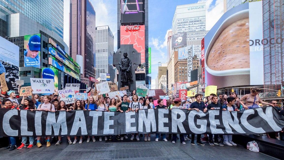 2019 Jadi Tahun Deklarasi Status Darurat 'Krisis Iklim' Dunia