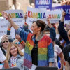 Kamala Harris, Wakil Presiden AS Pertama yang Ikut Parade Pride