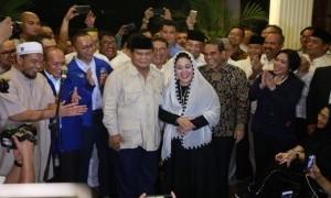 Titiek Soeharto Komentari Prabowo yang Jadi Menteri Jokowi