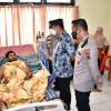 Kepala BNPT Jenguk Perwira Polisi yang Ditembak KKB