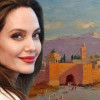Lukisan Karya Winston Churchill yang Dijual Angelina Jolie Pecahkan Rekor