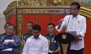 Pesan Presiden untuk Para Calon Perwira Muda TNI/Polri