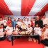 Perhimpunan INTI Ajak Warga Bogor Sahur Bersama Sinta Nuriyah Wahid di Vihara Dhanagun