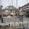 Usai Terbakar, 150 Polisi Jaga Lapas Tangerang