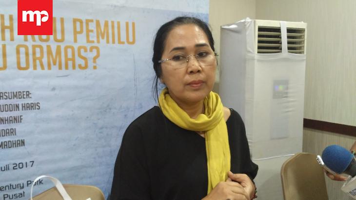 Eva Sundari: Kekhawatiran Perppu Ormas Fobia Orba