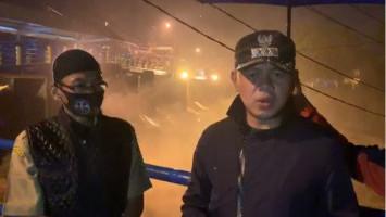 Bendung Katulampa Siaga I, Wali Kota Bogor Kontak Anies Baswedan