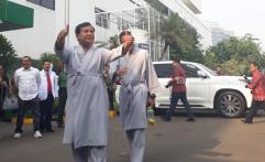 Kedatangan Sandiaga ke Kampus Dikritik, Tim Prabowo-Sandi: Silahkan Jokowi-Ma'ruf Datang Ke Kampus