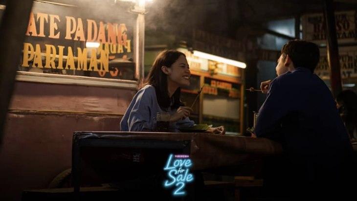 Gambaran Eksistensi Menantu Perempuan dalam Film 'Love for Sale 2'