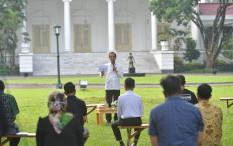Jokowi Luncurkan Bansos Tunai Rp110 Triliun