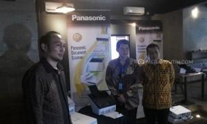 Launching Scanner Terbaru, Panasonic Incar Korporasi dan Instansi Pemerintah