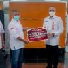 Masa PPKM Darurat, MPKF Sumbang 30 Ton Beras ke Pemkab Tangerang untuk Masyarakat