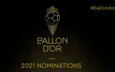 Inilah Daftar 30 Nominasi Ballon d'Or 2021