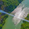Tiongkok Punya Jembatan Kaca Terpanjang di Dunia