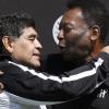 Pele untuk Maradona: Suatu Hari Kita Akan Main Bola di Atas Sana
