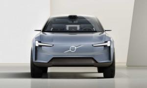 Volvo Ungkap Mobil Concept Recharge