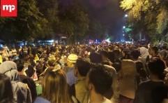Penyelenggaraan CFN di Kota Solo Diperpendek pada Malam Tahun Baru