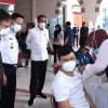 Warga Nyamar Jadi Pedagang, Wagub Bakal Periksa Vaksinasi di Pasar Tanah Abang