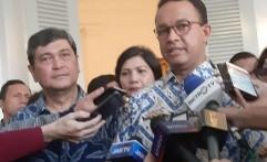Terima Obor Paskah, Anies: Tingkatkan Kedamaian di Indonesia