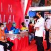 Jokowi Minta Politisasi dan Nasionalisme Vaksin COVID-19 Diakhiri