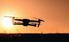 Drone Canggih, Solusi Belanja Aman di Supermarket