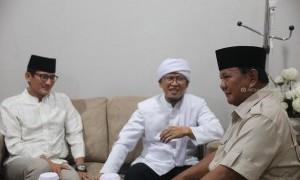 Didukung UAS dan Aa Gym, Fadli Zon: Tanda-Tanda Kemenangan Prabowo-Sandi