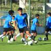 Lawan Timnas Indonesia U-19 dalam Uji Coba Lanjutan di Kroasia