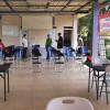 Ini Titik Vaksinasi COVID-19 Yang Dilakukan Polres Jakarta Pusat