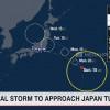 Saat Olimpiade Tokyo, Jepang Bersiap Hadapi Badai Nepartak