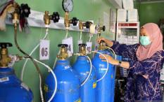 Antisipasi Kelangkaan, Industri Miliki Stok 2.000 Tabung Gas Oksigen Medis