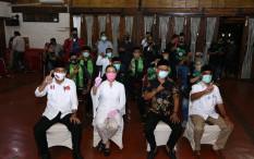 FBR Deklarasi Dukung Muhamad-Saraswati di Pilkada Tangsel
