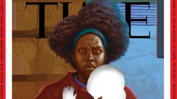 Hormati George Floyd, Majalah Time Pasang Karya Titus Kaphar di Cover