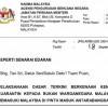 Malaysia Tarik Biaya Karantina Warga Asing Rp16 juta