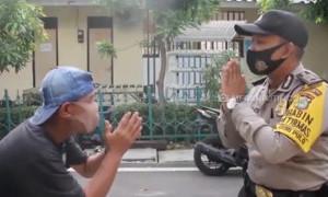 Kampanye Jakarta Bermasker, Polisi Gunakan Video Parodi Soal Bahaya COVID-19