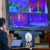 Jokowi dan Kanselir Jerman Buka Ajang Hannover Messe 2021