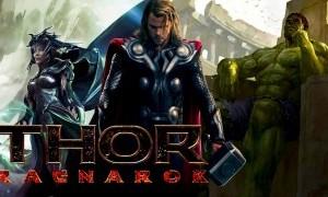 Thor akan Lawan Hulk di Film Terbaru Marvel