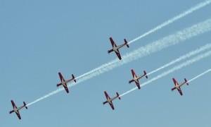 Membanggakan, Kasau Ganjar Tim Jupiter Aerobatic Team Penghargaan