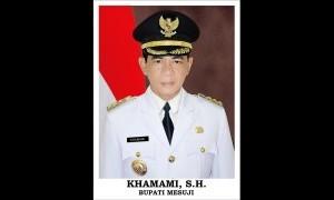 KPK Tangkap Bupati Mesuji Khamami