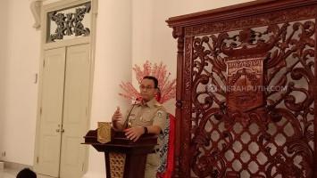 Anies Minta Jangan Mudik Lokal, Silahtuhrahmi Lebaran Lewat Online