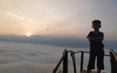 Viral, Wisata Tersembunyi Negeri di Atas Awan Terus Didatangi
