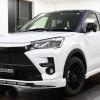 Gaharnya Modifikasi Toyota Raize dengan Body Kit Noblesse