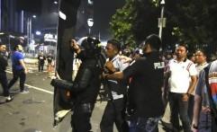 Dua Orang yang Terlibat Kerusuhan Bawaslu Diduga Berafiliasi pada ISIS