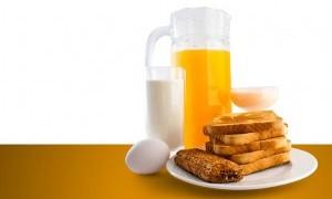 Mana yang Pas untuk Sarapan, Susu atau Jus Jeruk?