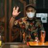 Sony Eko Prasetyo Sajikan Kopi Alkohol Pahit dan Manis, Seperti Kisah Cinta
