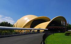 Libur Akhir Pekan, Taman Hiburan Langsung Diserbu Pengunjung