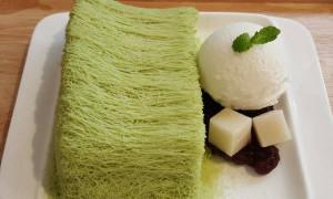 Mengenal Shiltarae Bingsu, Dessert Unik Asal Korea
