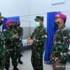 Gedung Dolos Pangkalan Marinir Jakarta Jadi Tempat Isolasi COVID-19