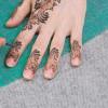 Berkreasi dengan Henna Bareng Circle Ngabuburit