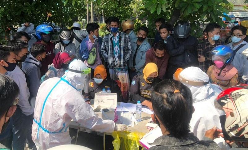 Di Surabaya, Denda Pelanggar Prokes Terkumpul Rp 3,7 Miliar